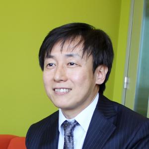 サイボウズ代表取締役社長 青野 慶久